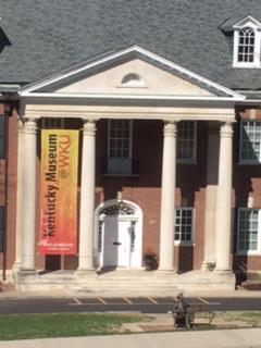Kentucky Museum banner